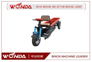 China 48V 1000W 3 Wheel Cargo Motorcycle , Electric Cargo Carrier 700-800mm Working Table Height on sale
