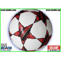 New Design Machine - Stitched Synthetic Leather Soccer Ball Standard Size and Weight