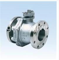 China Cast Steel Floating Ball Valve on sale