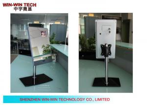 China 13.3 Human Induction Table Stand Magic Mirror Frame For Cosmetic Shelf on sale