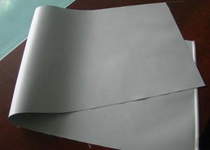 China 20 - tela revestida de la fibra de vidrio de la longitud PTFE del 100m con ignífugo para la construcción, color rojo on sale
