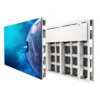 Double Sides P9.52 Outdoor Front Service LED Display For Road Side