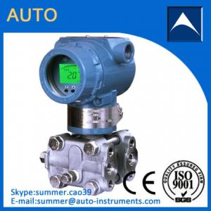 China capacitive differential pressure transmitter Made In China on sale