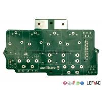 China 3 OZ Double Sided Heavy Copper PCB Circuit Board With Lead Free HASL 0.8 Mm Aperture on sale