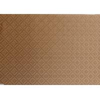 China sun blocking fabric outdoor / rattan upholstery fabric / waterproof sun shade fabric textilene on sale