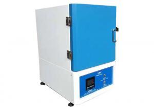 China Box Rubber Testing Machine Muffle Furnace Intelligent Pid Control Method on sale