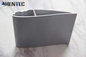 China Cooling Tower Aluminium Profile Extruded Replacement Fan Blade Anodize Surface supplier