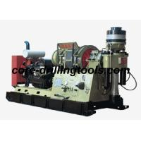 Ore Mining Diamond Core Drilling Rig Machine Spindle Type Powerful