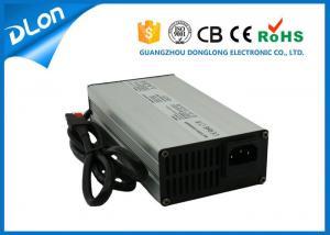 China 2 años garantizan el CE y el cargador de batería eléctrico aprobado ROHS de Guangzhou de la bicicleta/el cargador de batería li-ion para el ebike on sale