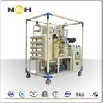 High Voltage Electric Transformer Oil Purifier Machine Horizontal Online Work