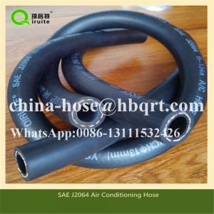 China Quality assurance CE certificated EPDM material auto air conditioning flexible hose pipe on sale