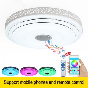 China Drawing room Bluetooth & Music ceiling lights Lamp Fixtures (WH-MA-37) on sale