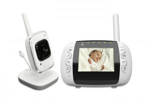China 2.4G Digital Long Range Wireless Baby Monitor , Security Surveillance System on sale