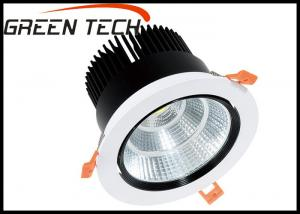 China Embedded Ceiling LED Down Light With Reflector 24 Degree / 38 Degree / 60 Degree on sale