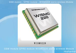 China GSM module GPRS module wavecome WISMO228 sierra wireless Module on sale