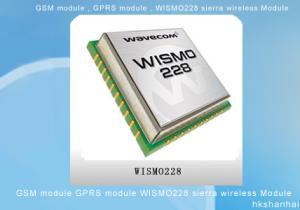 China GSM module GPRS module WISMO228 sierra wireless Module on sale