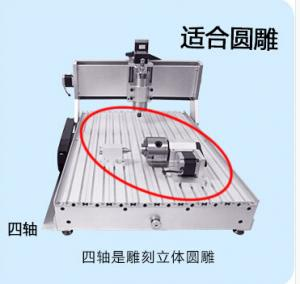 China 6040 CNC router Frame milling machine mechanical kit ball screw on sale