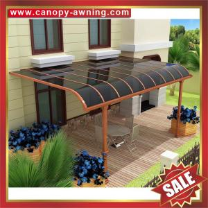 Excellent Patio Terrace Balcony Porch Window Door Polycarbonate Pc Alu Aluminum Awning Canopy Canopies Shelter Cover For Sale Polycarbonate Gazebo Patio Canopy Cover Awning Manufacturer From China 105502258
