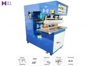 China PVC Coated Fabric Welding Machine / High Frequency Welding Equipment Weld Area 50×50×900 MM on sale