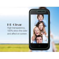 2.5D Flexible Mobile Phone Screen Protector Anti - Scratch For Zte Jasper LTE