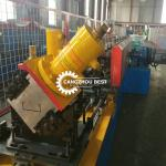 Double Line Profile Light Steel Keel UD50 CD52 Roll Forming Machine