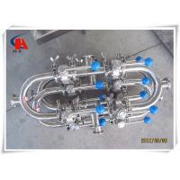 2000l Storage Tank Drinking Water Purifier Machine / Reverse Osmosis Machine