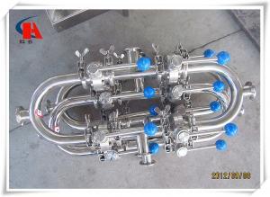 China 2000L Storage Tank Drinking Water Purifier Machine , Reverse Osmosis Machine With Ozone Sterilizer on sale