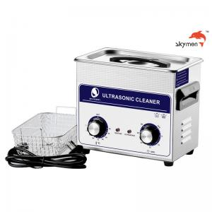 China FCC SUS304 3200ML 120W  Heated Ultrasonic Cleaner on sale