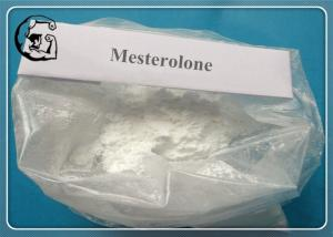 China Mesterolone Anabolic Androgen Steroids Testosterone Steroid CAS 1424-00-6 on sale