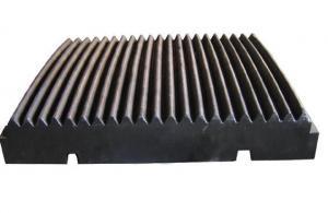 China Fer de marque de Sanbao moulant le haut plat de mâchoire d'acier au manganèse on sale