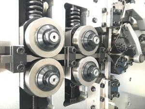 Quality High Precision CNC Spring Making Machine With Optional Tools Spring Length Gauge for sale