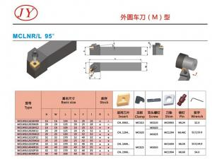 China Types of  turning tools holder External Tool Holders on sale