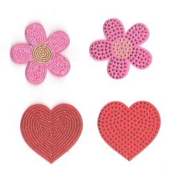 China hello kitty embroidery patch on sale