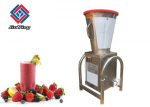 China Eletrical Vegetable Processing Equipment / Fruit Crusher Machine on sale