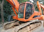 USED DOOSAN DH220LC-7 CRAWLER EXCAVATOR HOT SALE,USED CRAWLER EXCAVATOR FOR SLAE
