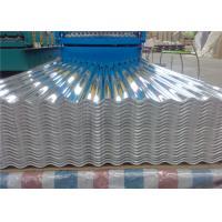 1100 3003 Aluminium Roofing Sheet , Construction Corrugated Aluminum Sheet