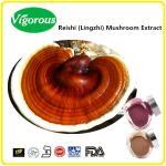 extrait rouge chinois naturel de champignon de reishi du prix usine 30% Polysacharides