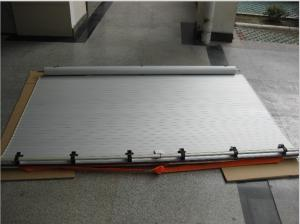 China Security Aluminum Roller Shutters for Fire Fighting Truck Accessories on sale