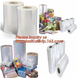 China China pof plastic film cross linked pof shrink film,pof plastic film heat shrink pof packaging film,POF Package Film Str on sale