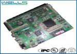 Fast Integrated Circuit Board Assembly , Fr4 Electronic PCB Assembly