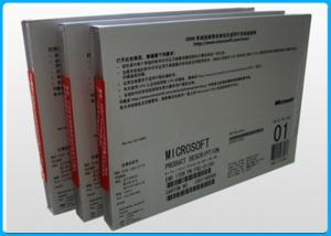 China Window server 2008 r2 standard 64 Bit 5 CAL MS WIN (1 - 4 CPU + 5 User CAL License) on sale