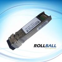 TR x 850nm 300meters SFP + SR 10G Optical Transceiver Module Electrical Interface
