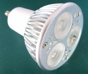 China High Power Led spot light GU10 3W led light on sale