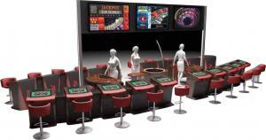 China Customized Size Video Slot Machines Casino Slot Machines Stable Running on sale