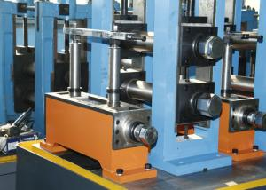 China Carbon Steel Pipe Production Machine Durable For Carbon Furniture Tubes on sale