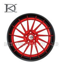 "Durable Cast Alloy Wheels Replica Vossen Rims 19 X 8 "" VIA Certifications"