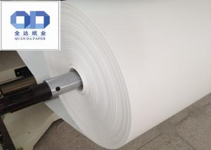 China Roll Tacky Dye heat Transfer Paper /  Sublimation Paper For Cotton textiles on sale