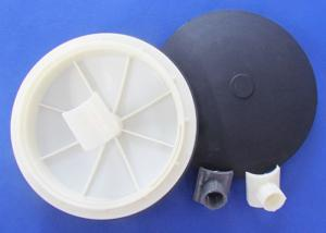 China Fine bubble disc diffuser with EPDM membrane for aeration Waste Water Treatment Plant on sale