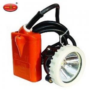 China Aluminum Alloy Miner Safety Helmet Light Mine Lamp on sale