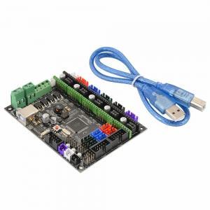 China MKS Gen L V1.0 Integrated Controller Motherboard 3D Printer Board for A4988/DRV8825/LV8729/TMC2100 Driver on sale